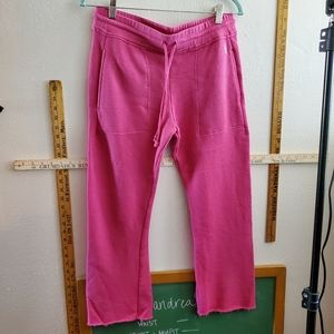 FREE PEOPLE crop pants